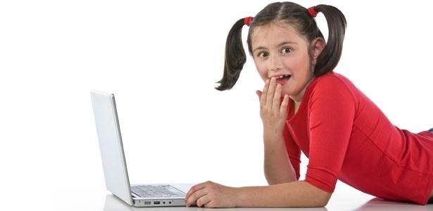 Crianças e as redes sociais