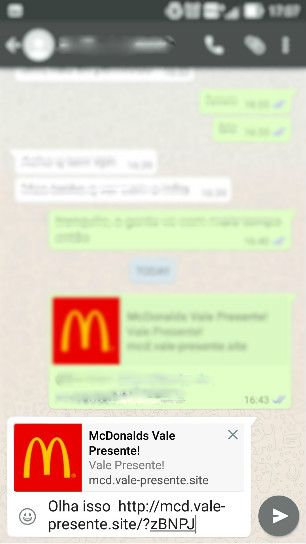 golpe-whatsApp-McDonalds